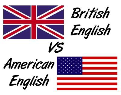Американский и британский английский: различия в словарном составе
